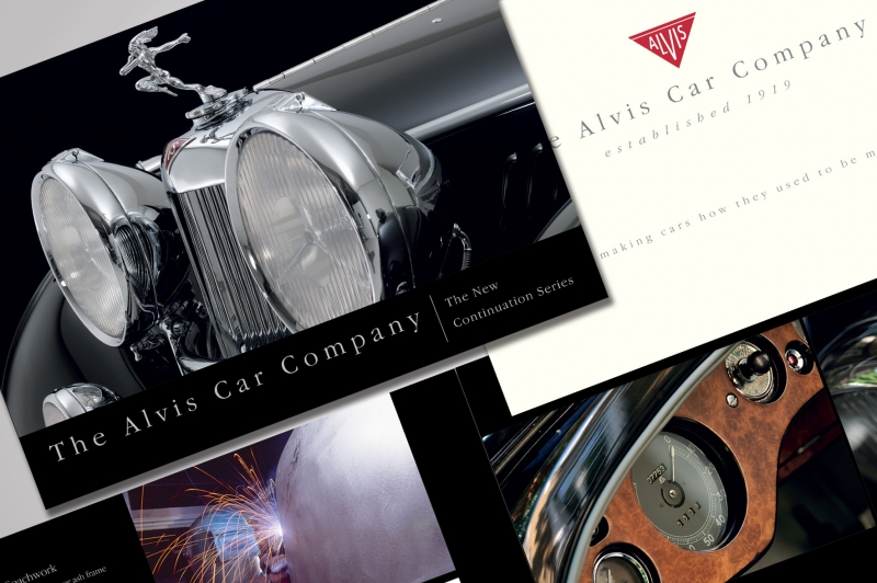 The Alvis Car Company and Red Triangle